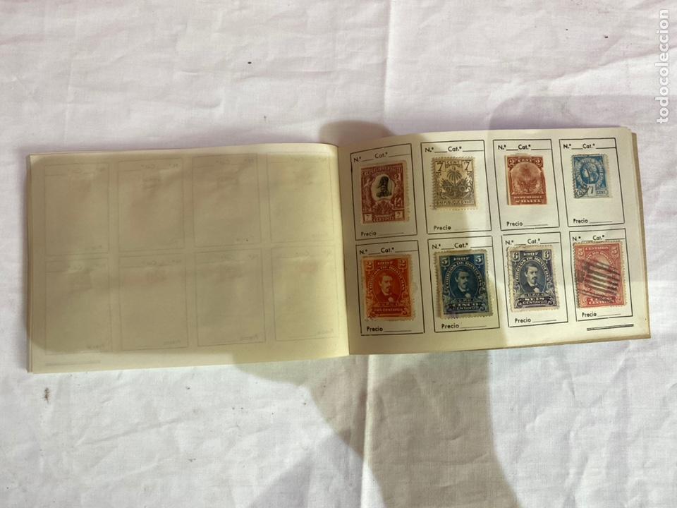 Sellos: Álbum de sellos Tepublica Argentina antiguos . Ver fotos - Foto 20 - 261795265