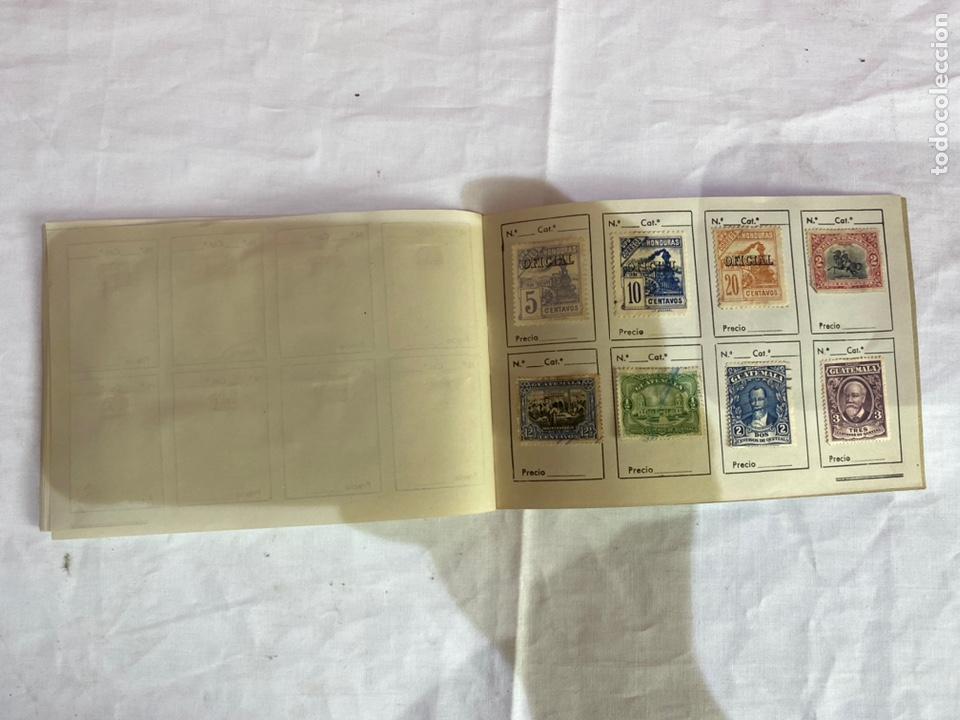 Sellos: Álbum de sellos Tepublica Argentina antiguos . Ver fotos - Foto 21 - 261795265