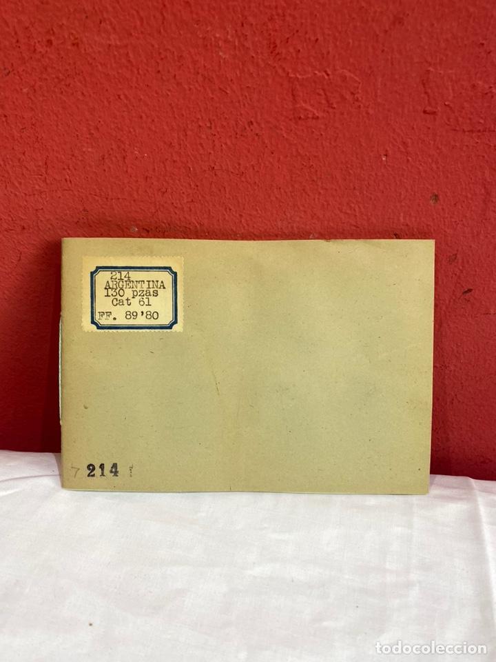 Sellos: Álbum de sellos antiguos argentina catalogados. Coleccion 130 sellos . Ver fotos - Foto 2 - 261806135