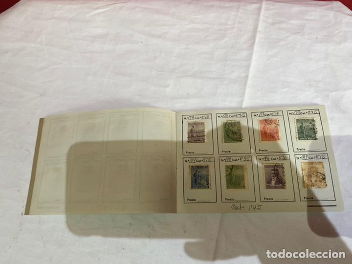 Sellos: Álbum de sellos antiguos argentina catalogados. Coleccion 130 sellos . Ver fotos - Foto 6 - 261806135