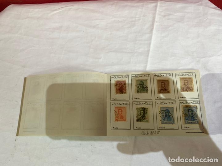 Sellos: Álbum de sellos antiguos argentina catalogados. Coleccion 130 sellos . Ver fotos - Foto 8 - 261806135