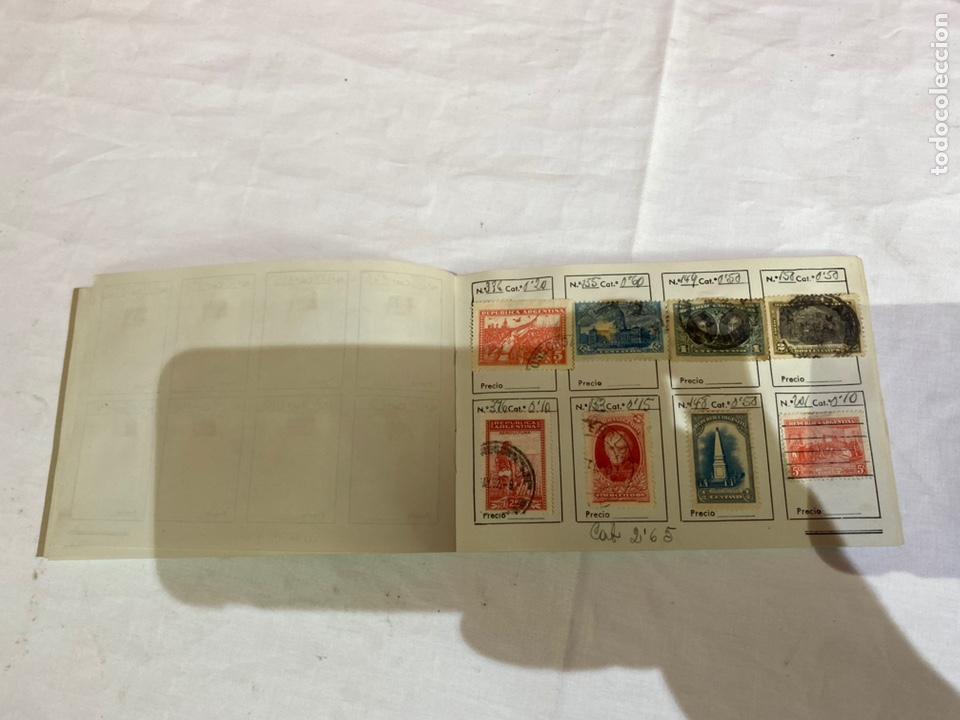 Sellos: Álbum de sellos antiguos argentina catalogados. Coleccion 130 sellos . Ver fotos - Foto 10 - 261806135