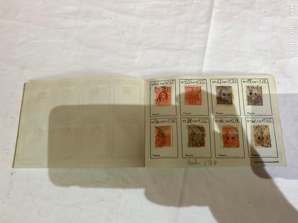 Sellos: Álbum de sellos antiguos argentina catalogados. Coleccion 130 sellos . Ver fotos - Foto 11 - 261806135