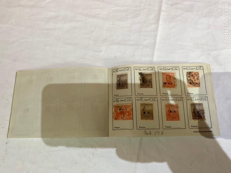 Sellos: Álbum de sellos antiguos argentina catalogados. Coleccion 130 sellos . Ver fotos - Foto 12 - 261806135