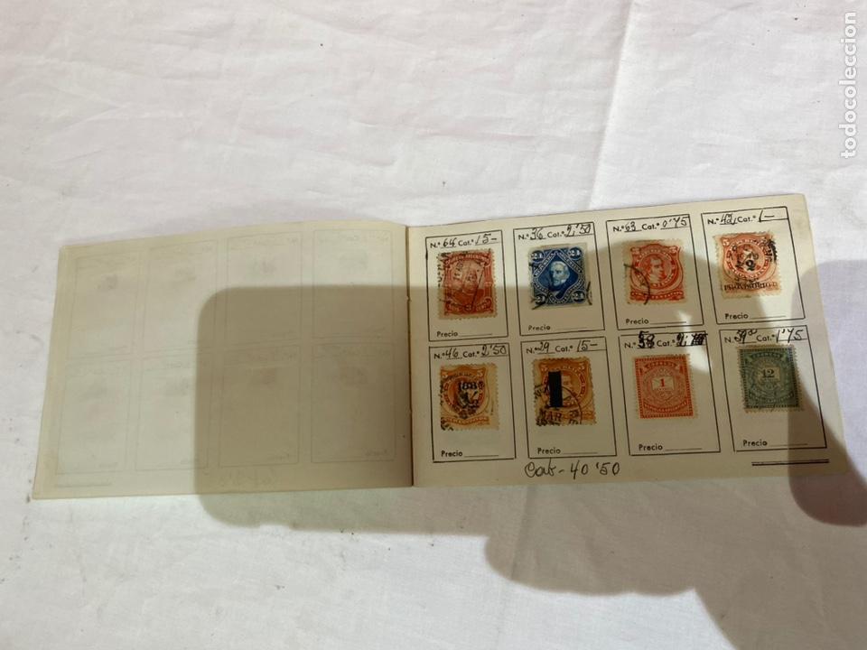 Sellos: Álbum de sellos antiguos argentina catalogados. Coleccion 130 sellos . Ver fotos - Foto 16 - 261806135