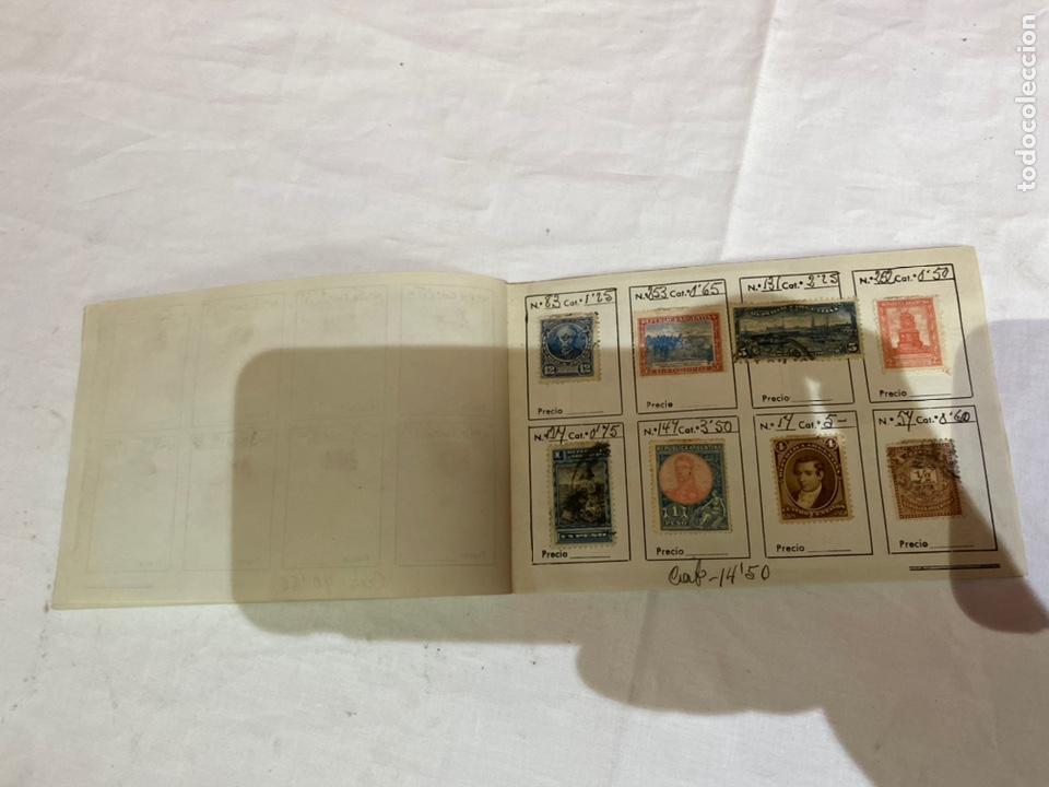 Sellos: Álbum de sellos antiguos argentina catalogados. Coleccion 130 sellos . Ver fotos - Foto 17 - 261806135
