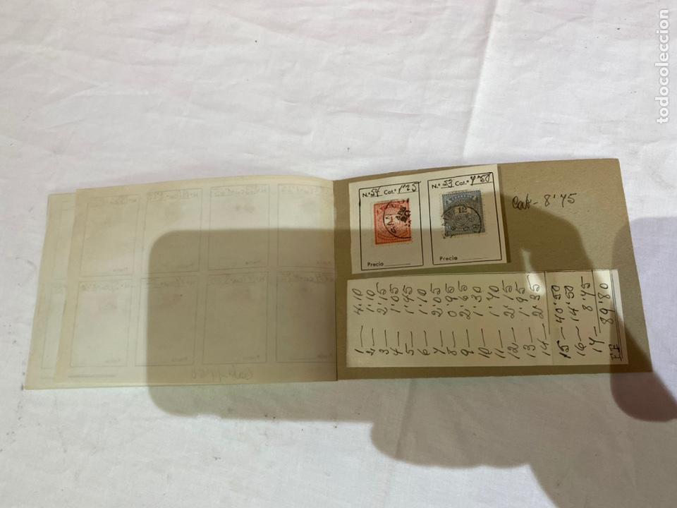 Sellos: Álbum de sellos antiguos argentina catalogados. Coleccion 130 sellos . Ver fotos - Foto 18 - 261806135