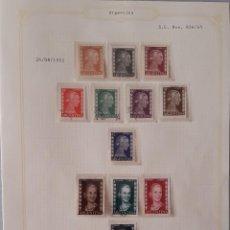 Sellos: SELLOS REPUBLICA ARGENTINA SERIE 1952 - 1953 EVA PERON. COMPLETA, EN BUEN ESTADO.. Lote 267376114