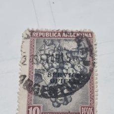 Sellos: SELLO DE ARGENTINA. Lote 287018058