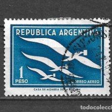 Sellos: ARGENTINA SELLO USADO - 2/49. Lote 293355538