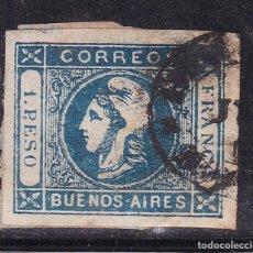 Sellos: FC3-172- ARGENTINA BUENOS AIRES 10 USADO. Lote 293837063