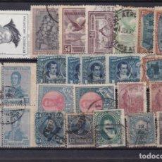 Sellos: FC3-23- ARGENTINA .LOTE SELLOS CLÁSICOS Y ANTIGUOS . INTERESANTES. Lote 294054893