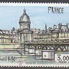 Sellos: FRANCIA IVERT Nº 1994, OBRAS DE ARTE: BERNARD BUFFET, NUEVO ***. Lote 18896884
