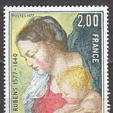 Sellos: FRANCIA IVERT Nº 1958, CENTENARIO DE RUBENS, NUEVO ***. Lote 18897233