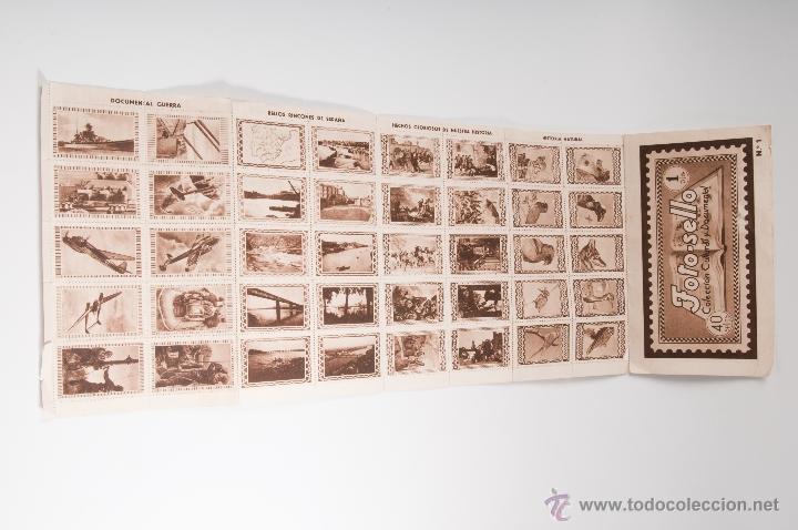 FOTO-SELLO COLECCION CULTURAL Y DOCUMENTAL Nº 1 (Sellos - Temáticas - Arte)