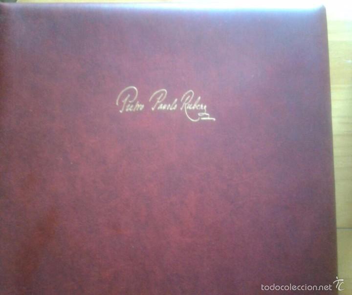 ALBUM CON SELLOS Y BLOQUES DEL FAMOSO PINTOR BARROCO RUBENS- ARTE- PINTURA- RELIGION- MITOLOGIA- I (Sellos - Temáticas - Arte)