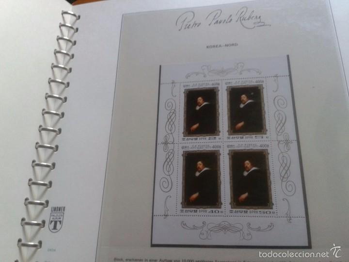 Sellos: ALBUM CON SELLOS Y BLOQUES DEL FAMOSO PINTOR BARROCO RUBENS- ARTE- PINTURA- RELIGION- MITOLOGIA- I - Foto 7 - 57167419