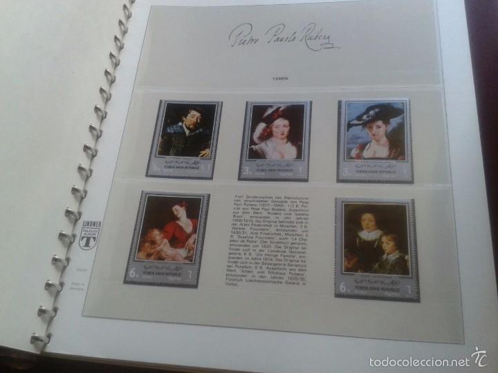 Sellos: ALBUM CON SELLOS Y BLOQUES DEL FAMOSO PINTOR BARROCO RUBENS- ARTE- PINTURA- RELIGION- MITOLOGIA- I - Foto 44 - 57167419