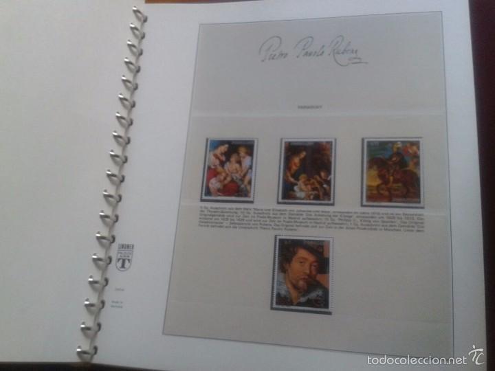 Sellos: ALBUM CON SELLOS Y BLOQUES DEL FAMOSO PINTOR BARROCO RUBENS- ARTE- PINTURA- RELIGION- MITOLOGIA- I - Foto 47 - 57167419