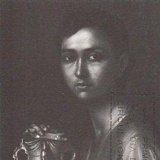 Sellos: EDIFIL Nº 1657, ROMERO DE TORRES: NIÑA DE LA JARRA, TARJETA MAXIMA DE PRIMER DIA DE 24-3-1965 . Lote 117652635