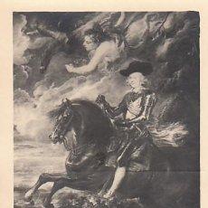 Sellos: EDIFIL 1434, RUBENS: FERNANDO DE AUSTRIA, TARJETA MÁXIMA DE 28-5-1962. Lote 120554595