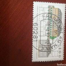Sellos: SELLOS ALEMANIA, R. FEDERAL MTDO/1997/I CENT. PATRIMONIO MUNDIAL DE LA HUMANIDAD/CASTILLO/FORTALEZA/. Lote 155788672