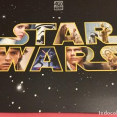 Sellos: STAR WARS. ROYAL MAIL. Lote 156662630