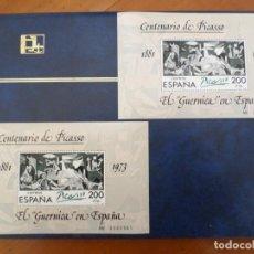 Sellos: SELLOS CENTENARIO PICASSO 1881- 1973. Lote 158517390