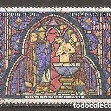 Sellos: FRANCIA. 1966. YT 1492. ARTE. Lote 160582726