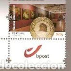 Sellos: PORTUGAL ** & MUSEOS CENTENARIOS DE PORTUGAL, FARO MUSEO MUNICIPAL 1894-2019 (6837). Lote 163998058