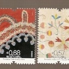 Sellos: PORTUGAL ** & BORDADO TRADICIONAL PORTUGUÉS 2011 (7868). Lote 174340878