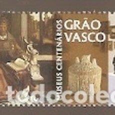 Sellos: PORTUGAL ** & MUSEOS CENTENARIOS, GRAN VASCO 2016 (1). Lote 174341073