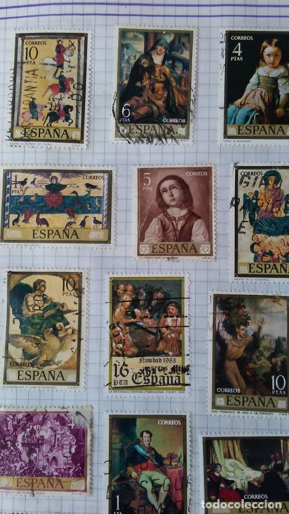 Sellos: 65 SELLOS DE PINTURA - Foto 2 - 176609824