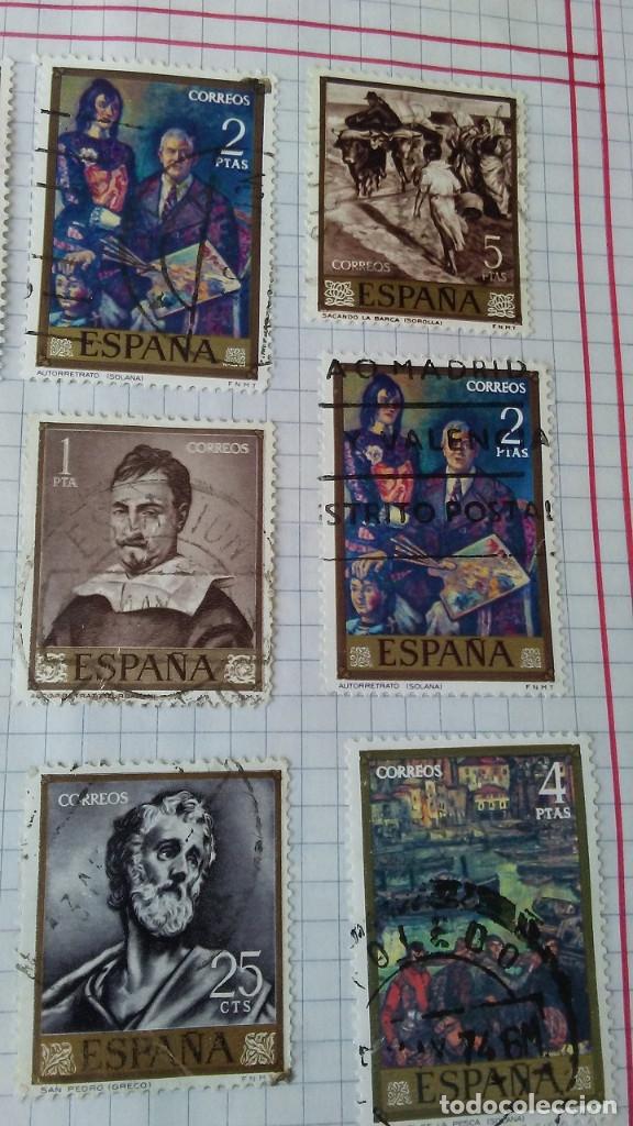 Sellos: 65 SELLOS DE PINTURA - Foto 7 - 176609824