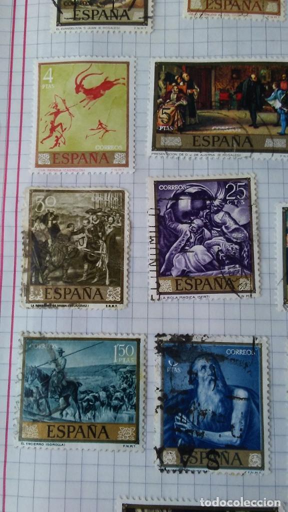 Sellos: 65 SELLOS DE PINTURA - Foto 8 - 176609824