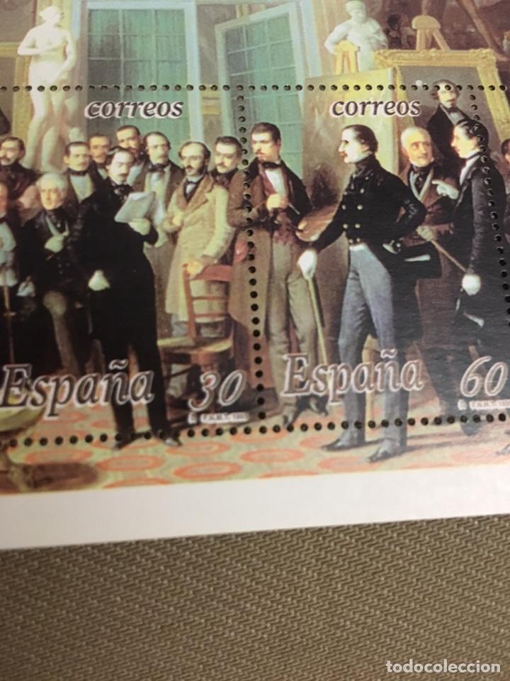 Sellos: SELLOS Los poetas contemporáneos DE ESPAÑA - Foto 2 - 177076958