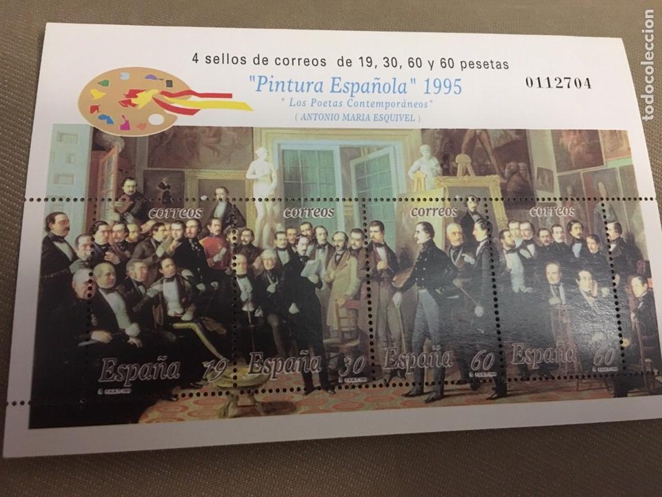 Sellos: SELLOS Los poetas contemporáneos DE ESPAÑA - Foto 5 - 177076958