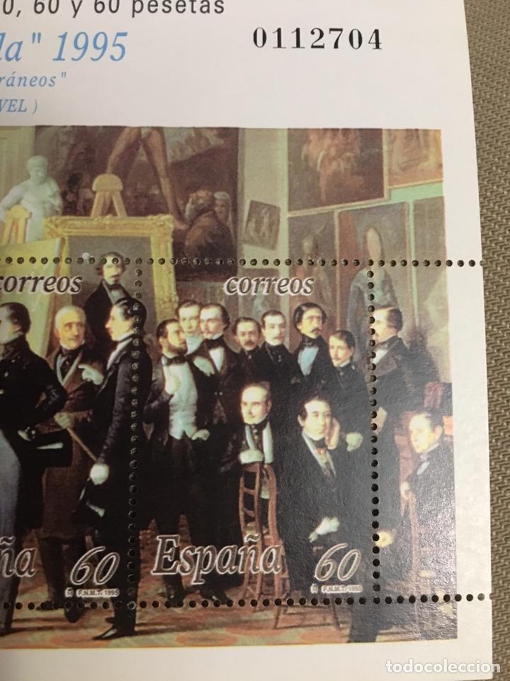 Sellos: SELLOS Los poetas contemporáneos DE ESPAÑA - Foto 6 - 177076958