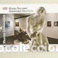 Sellos: PORTUGAL ** & MUSEOS CENTENARIOS, MUSEO NACIONAL SOARES DOS REIS, OPORTO 1883-2019 (6842). Lote 181949103