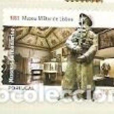 Sellos: PORTUGAL ** & MUSEOS CENTENARIOS DE PORTUGAL, MUSEO MILITAR DE LISBOA, 1851-2019 (6832). Lote 183407752