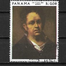 Timbres: GOYA EN PANAMÁ. EMIT. AÑ 1967. Lote 191454842