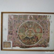 Sellos: SELLO TAPIZ DE LA CREACIÓN GERONA - CATEDRAL DE GIRONA - SELLO EXP. FILª. BARNAFIL, 25 OCTUBRE 1980. Lote 204053663