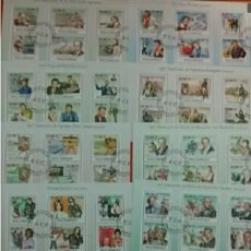 Timbres: HB (23) R. MOZAMBIQUE MTDAS/2009/ANIVERSARIOS/FAUNA/FLORA/ESPACIO/ARTE/NATURALEZA/ANIMALES/FAMOSOS/. Lote 204228468