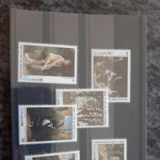 Sellos: 1980 CUBA PINTURA ARTE MUSEO. FILATELIA COLISEVM. Lote 204641895