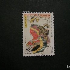 Sellos: /27.05/-JAPON-2014-82 Y. Y&T 6662 EN USADO/º/-PINTURA JAPONESA. Lote 205885511