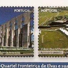 Sellos: PORTUGAL ** & PATRIMONIO UNESCO, FRONTERA Y CUARTELES DE ELVAS Y SUS FORTIFICACIONES 2014 (8768). Lote 207264456