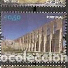 Sellos: PORTUGAL ** & UNESCO, CUARTEL DE ELVAS Y SUS FORTIFICACIONES, ACUEDUCTO DE AMOREIRA 2014 (5773). Lote 207345562