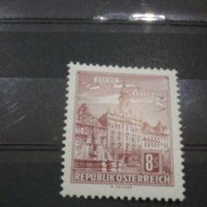 Sellos: SELLOS AUSTRIA (OSTERREICH) NUVOS/1965/ARTE/ARQUITECTURA/MONUMENTOS/CATEDRAL/PALACIO/IGLESIA/CIUDAD. Lote 208309711