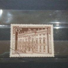 Sellos: SELLOS AUSTRIA (OSTERREICH) MTDOS/1976/100ANIV/PALACIO/JUSTICIO/EDIFICIO/ARTE/ARQUITECTURA/GUBERNAM/. Lote 209573843