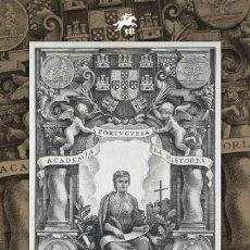 Sellos: PORTUGAL ** & PGSB 300 AÑOS DE LA FUNDACIÓN DE LA ACADEMIA REAL HISTÓRIA 2020 (8021). Lote 209820637